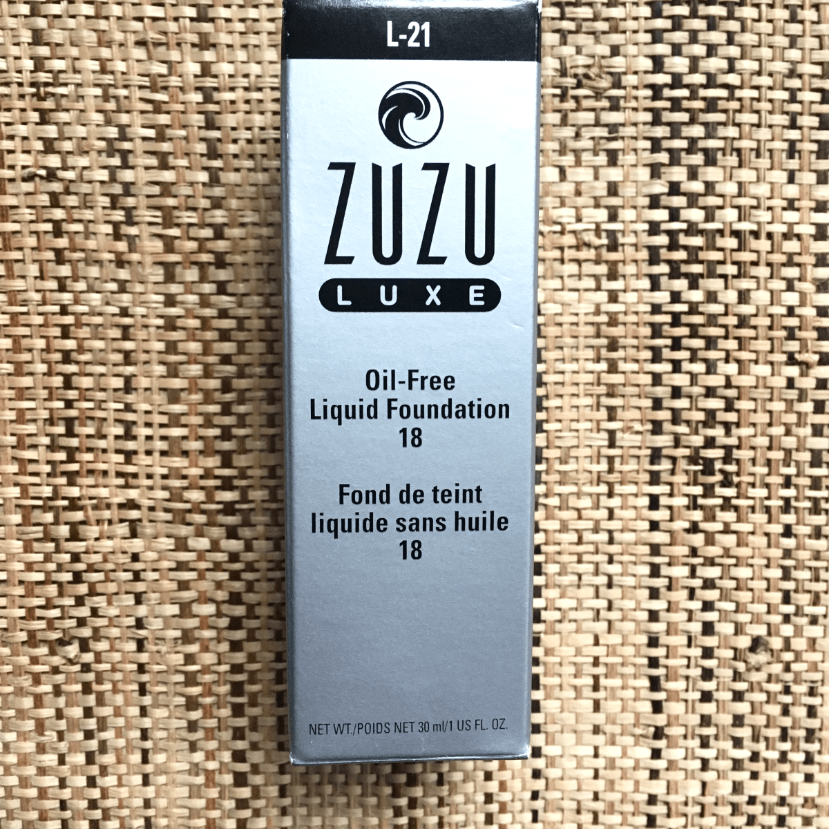 Review Of Zuze Luxe Oil Free Foundation
