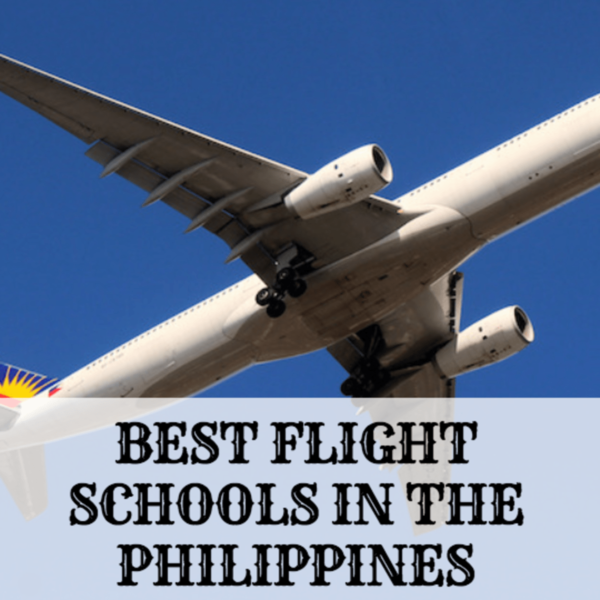 12 Best Flight Schools In The Philippines For Pilot And Maintenance Training Owlcation Education