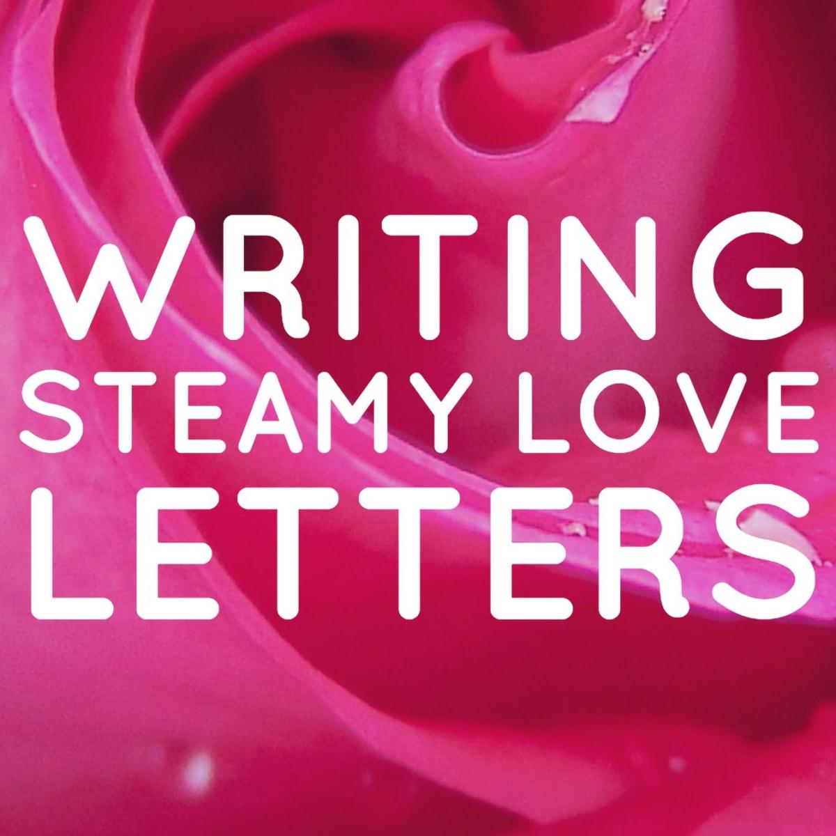 Sample seductive love letters for him