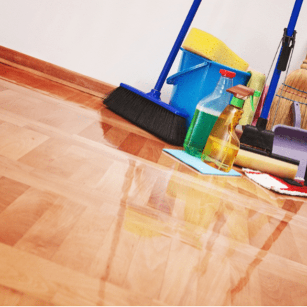 How To Keep Your Tile Floors Sparkling Clean Dengarden Home And Garden