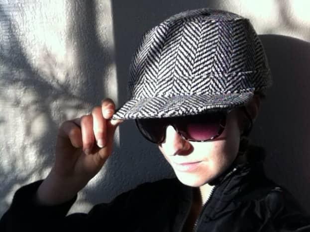 Looks like a hat, doesn't it?