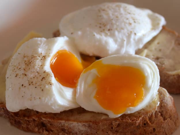 Perfect poached eggs everytime