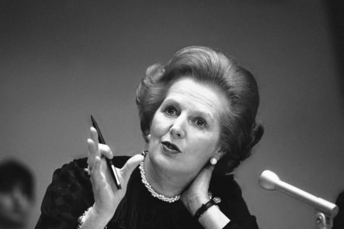 Margaret Thatcher who became Prime Minister in 1979 in general election of that year