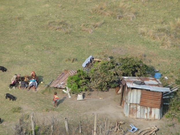 Traditional dwelling on Wild Coast