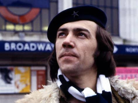 Wolfy - Cockney Communist with a comedy twist.  Robert Lindsay at his best.