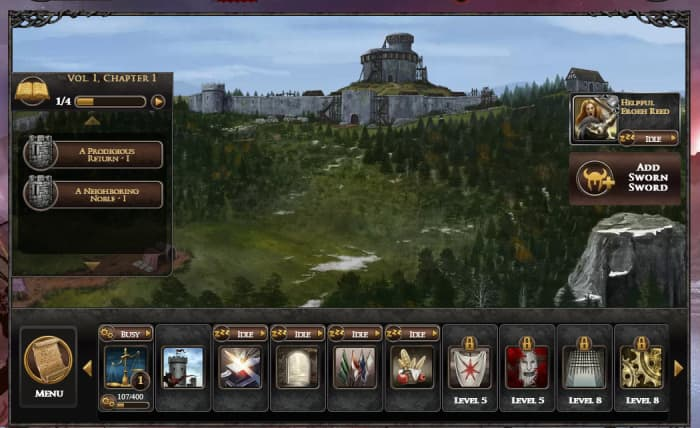 Game of Thrones Ascent Tips and Tricks