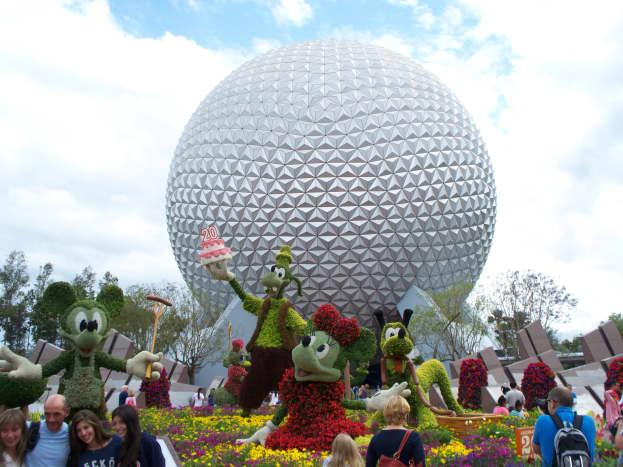 Walt Disney World's Epcot Center