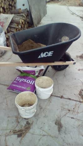 Preparing to make Substrate