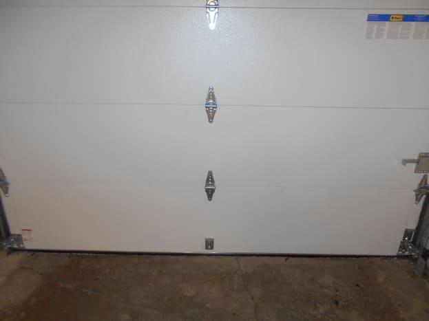 The Gap Beneath the New Door