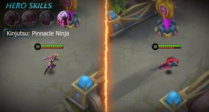 Hanzo - Kinjutsu: Pinnacle Ninja