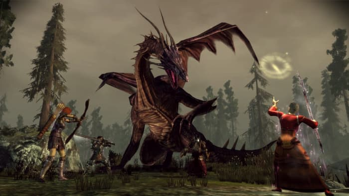 Bioware has always placed an emphasis on providing compelling narratives for their RPGs.