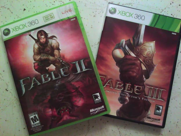 """The """"Fable"""" Series"""