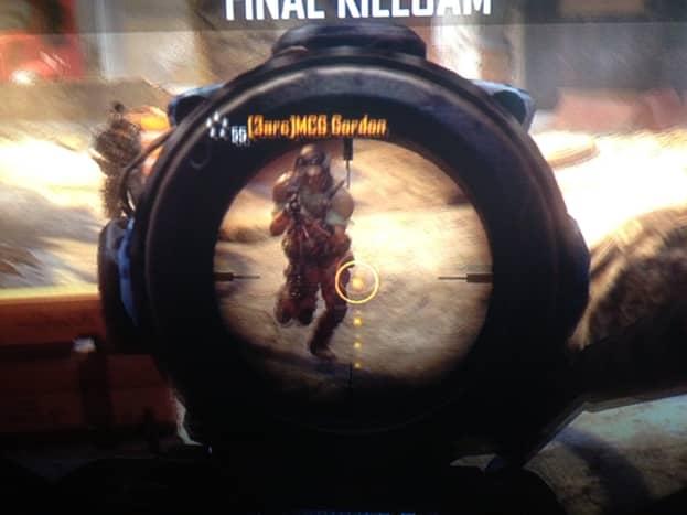 Final Kill Cam