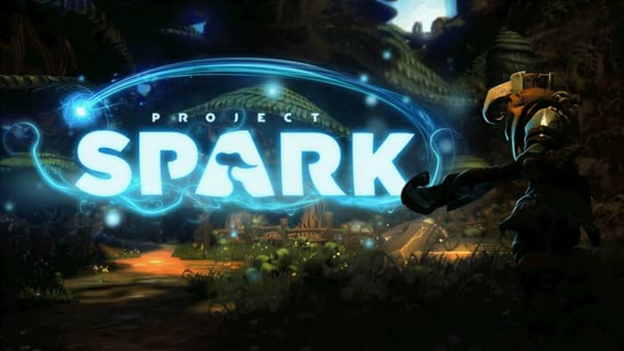 """As of  August 12th, 2016, """"Project Spark"""" is only available for offline play."""