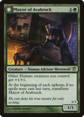 Mayor of Avabruck