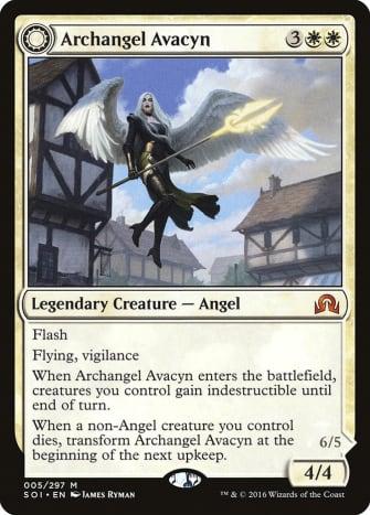 Archangel Avacyn mtg