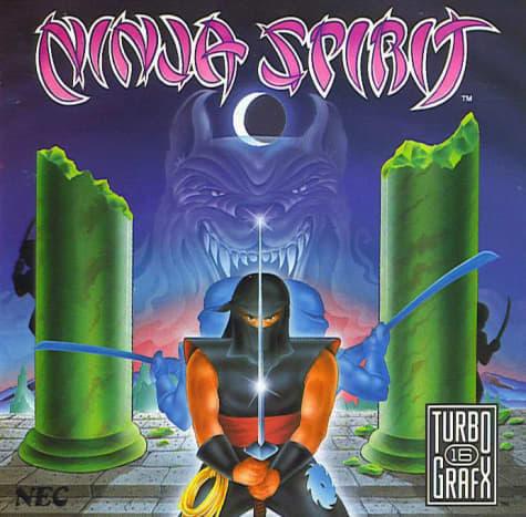 In Japan, Ninja Spirit was known as Saigo no Nindou.