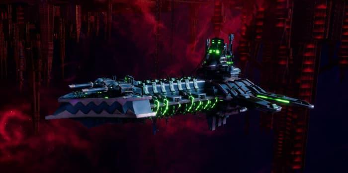 Chaos Raider - Apostate (Alpha Legion)