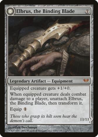 Elbrus, the Binding Blade mtg