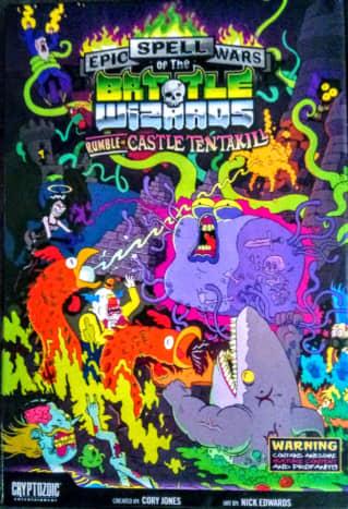 Battle Wizards Box