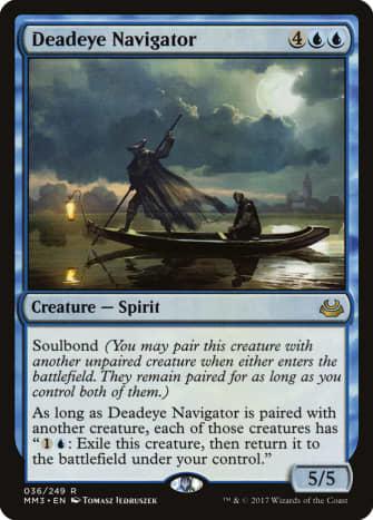 Deadeye Navigator mtg