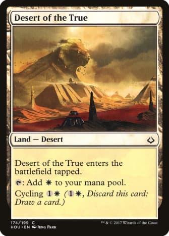 Desert of the True mtg