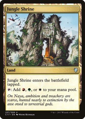 Jungle Shrine mtg