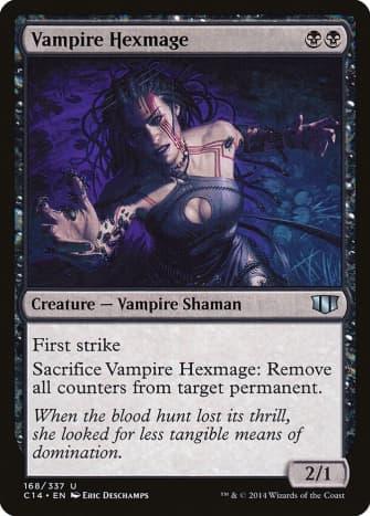 Vampire Hexmage mtg