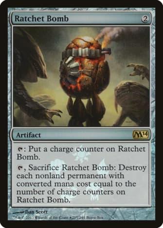 Ratchet Bomb mtg