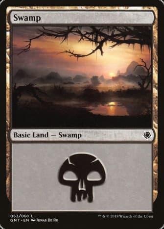 Game Night Swamp