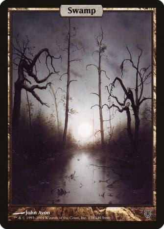 Unhinged Swamp