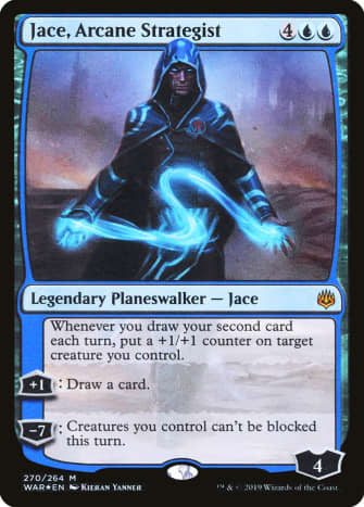 Jace, Arcane Strategist mtg