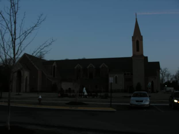 St. Theresa Church April, 2015