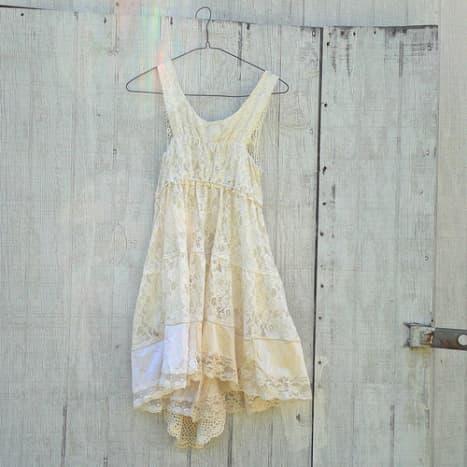 A Lacy Summer Sundress