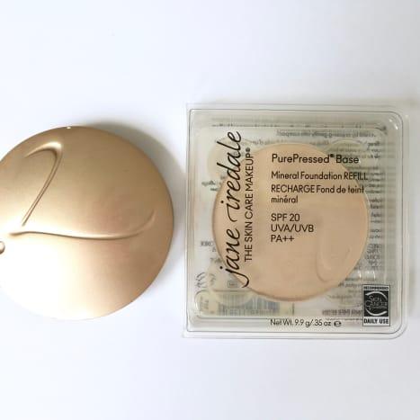 Jane Iredale PurePressed Mineral Powder Foundation
