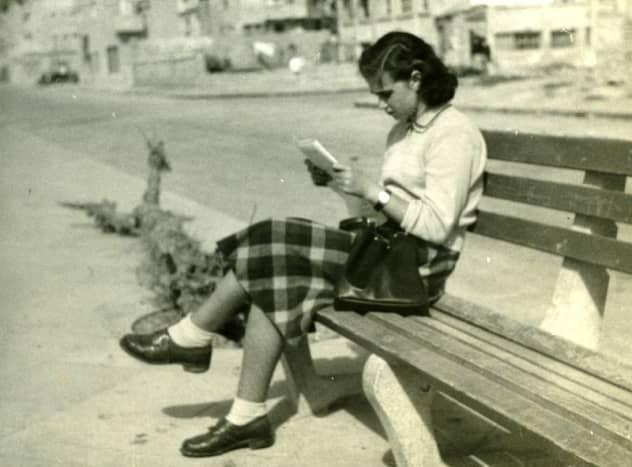 Shorter Skirts and Bobby Socks