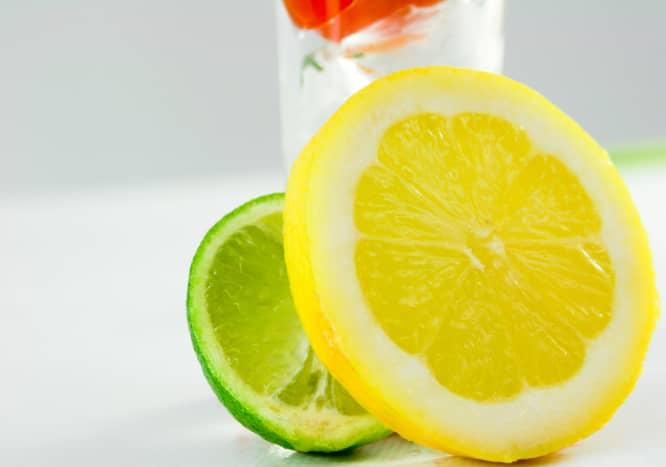 Freshen yourself up with lemongrass and orange.