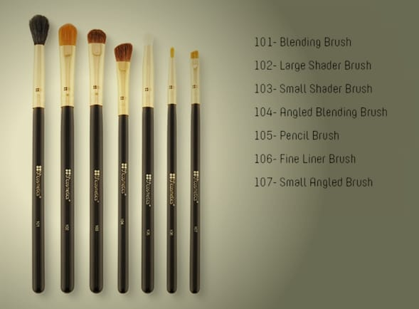 Bh Cosmetics 7 Piece Eye Essentials Set