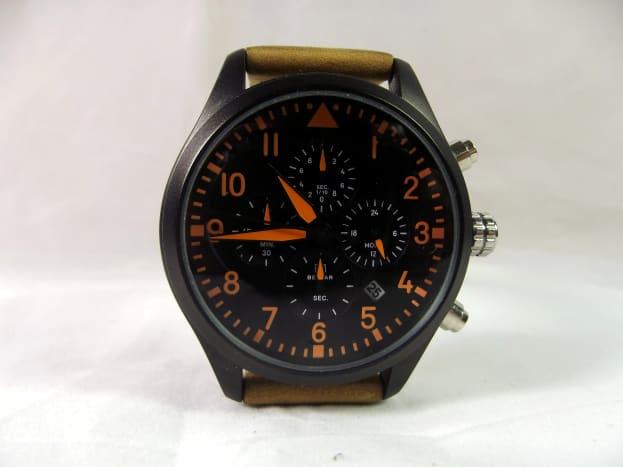Benyar BY-5103M Quartz Chronograph