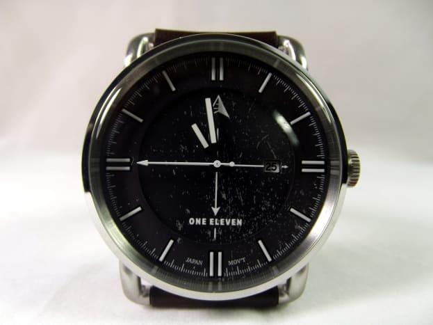 One Eleven CMP0002 Solar Powered Watch