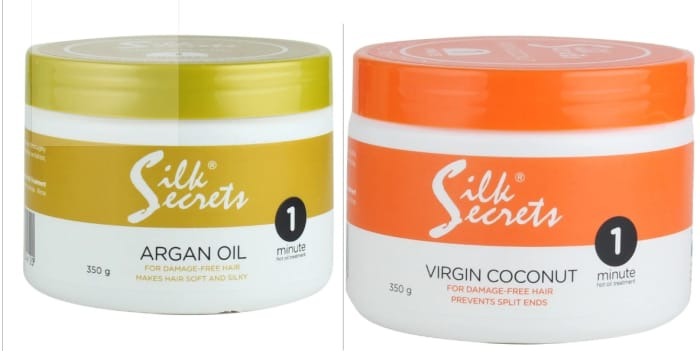 Silk Secrets 1 Minute Hot Oil, in either the argan or coconut oil variety, can be found at all Watsons stores for PHP 199.