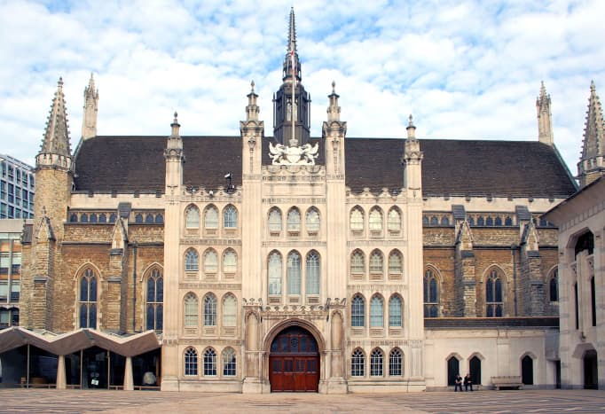 London's Guildhall