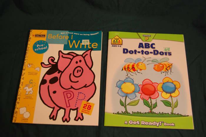 Alphabet Activities and Dot-to-Dot Alphabet
