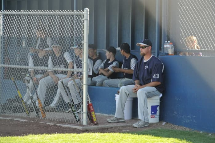 Youth baseball!