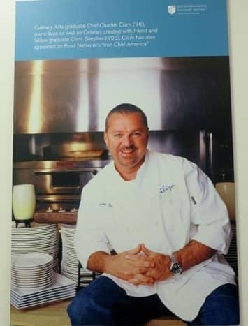 Chef Charles Clark