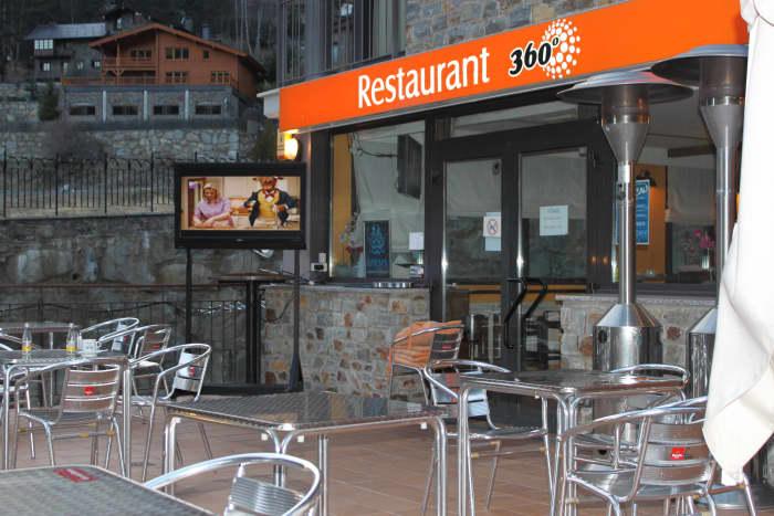 Restaurant 360, Arinsal, Andorra