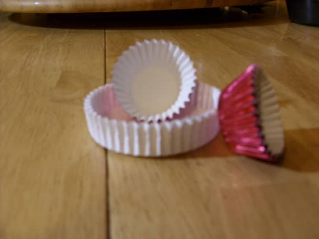 Candy Treat Cups