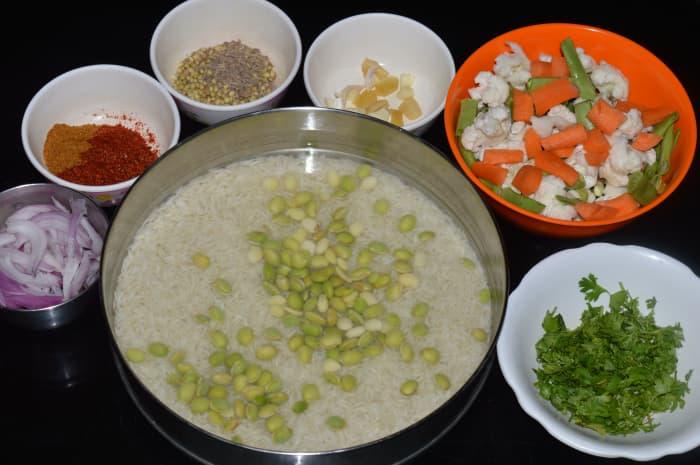 Step 1: Prepare the ingredients.