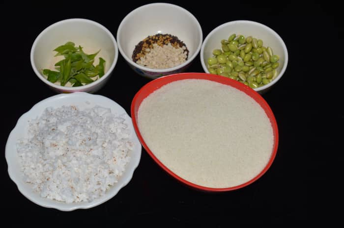 Step one: Prepare the ingredients