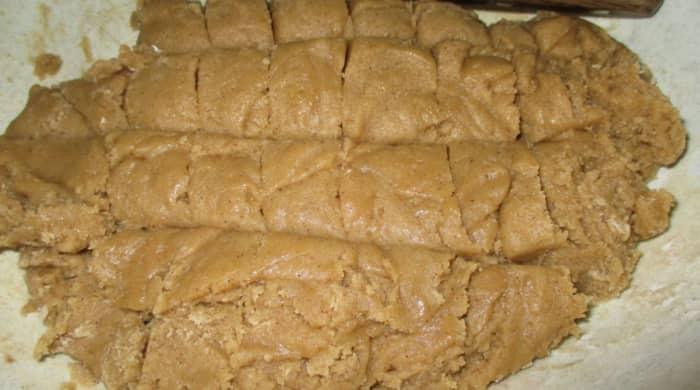 Divide dough into 1 inch pieces